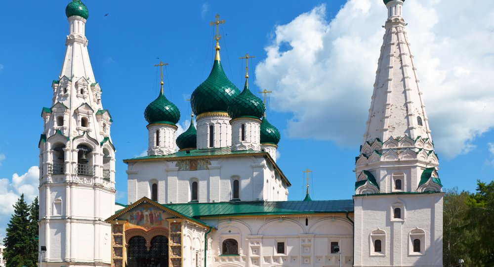 flights to Yaroslavl