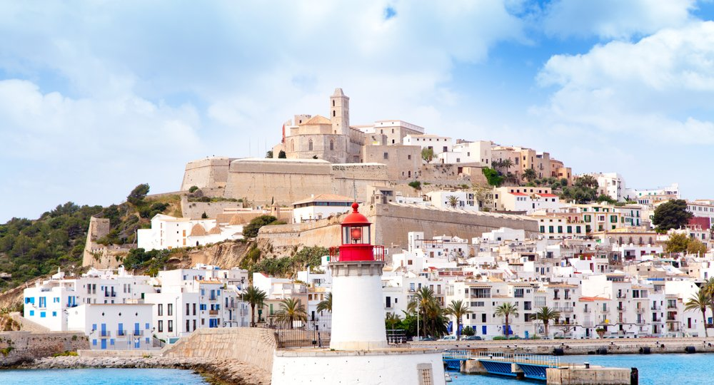 Cheap flights from Newcastle to Ibiza