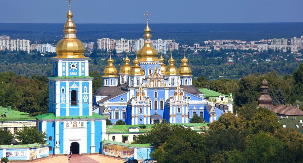 Cheap flights from Mumbai to Kiev