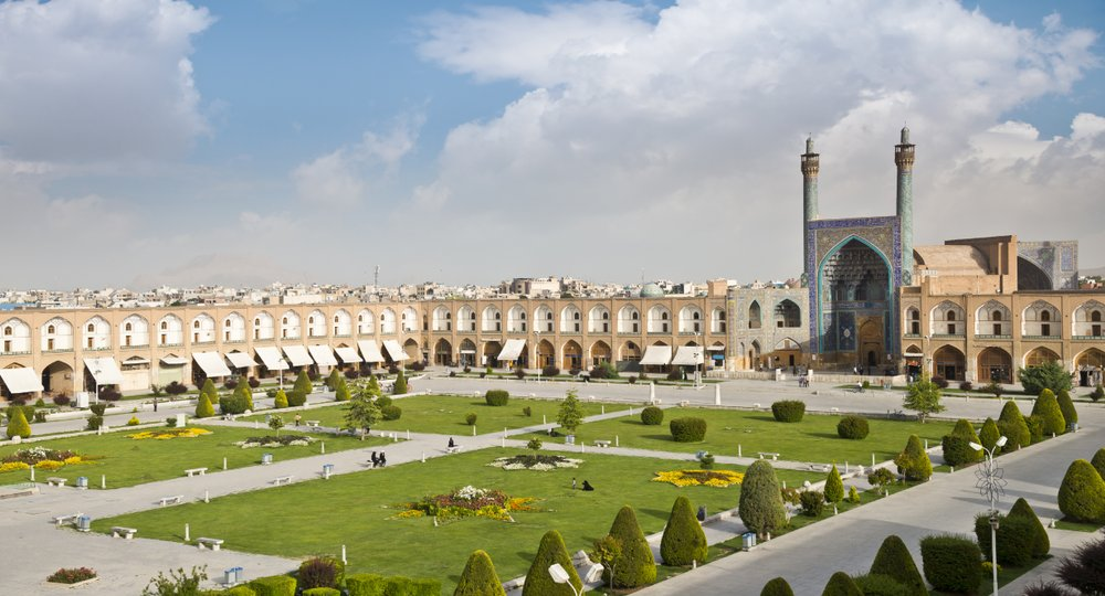 flights to Isfahan