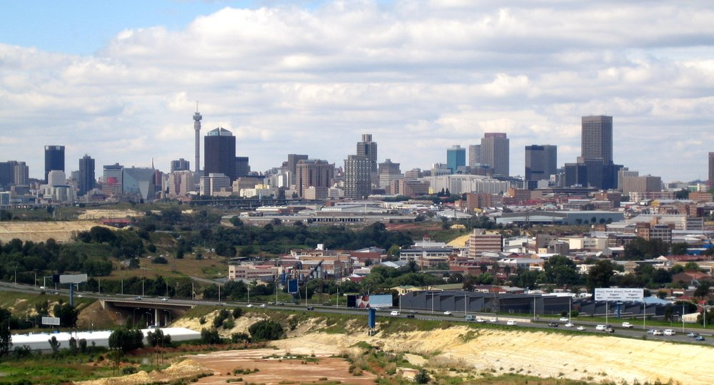 Cheap flights from Birmingham to Johannesburg
