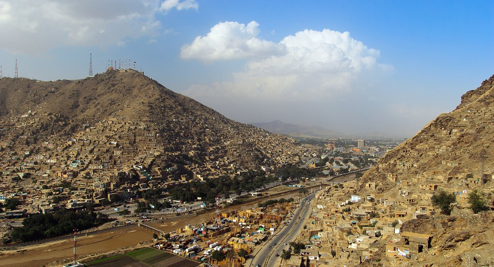 Cheap flights from San Francisco to Kabul