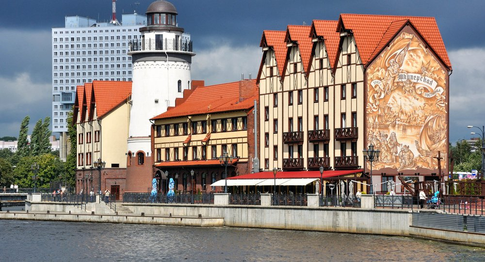 flights to Kaliningrad