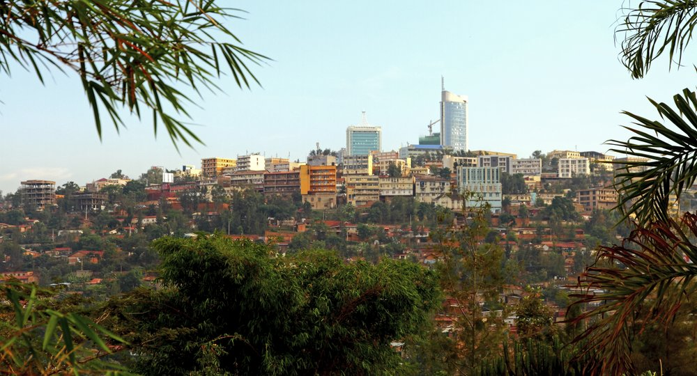 Cheap flights from London to Kigali