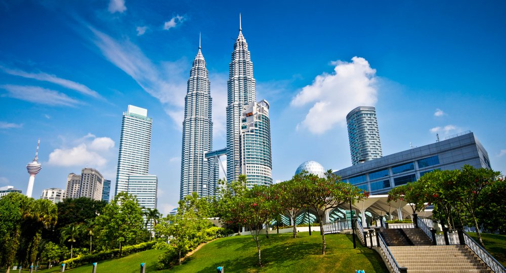 Cheap flights from London to Kuala Lumpur