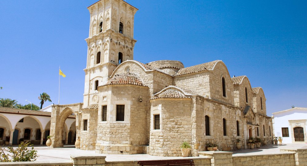 Cheap flights from Manchester to Larnaca