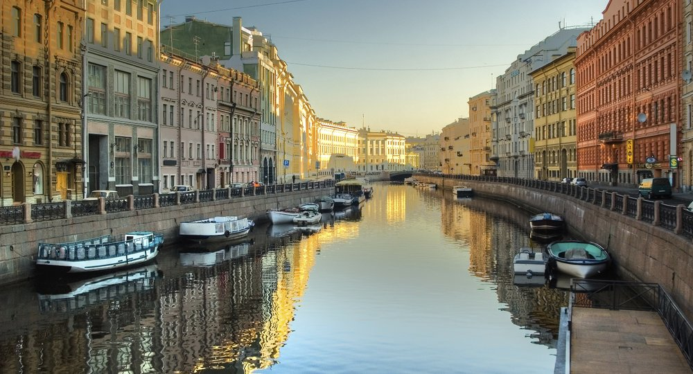 Cheap flights from New York to Saint Petersburg