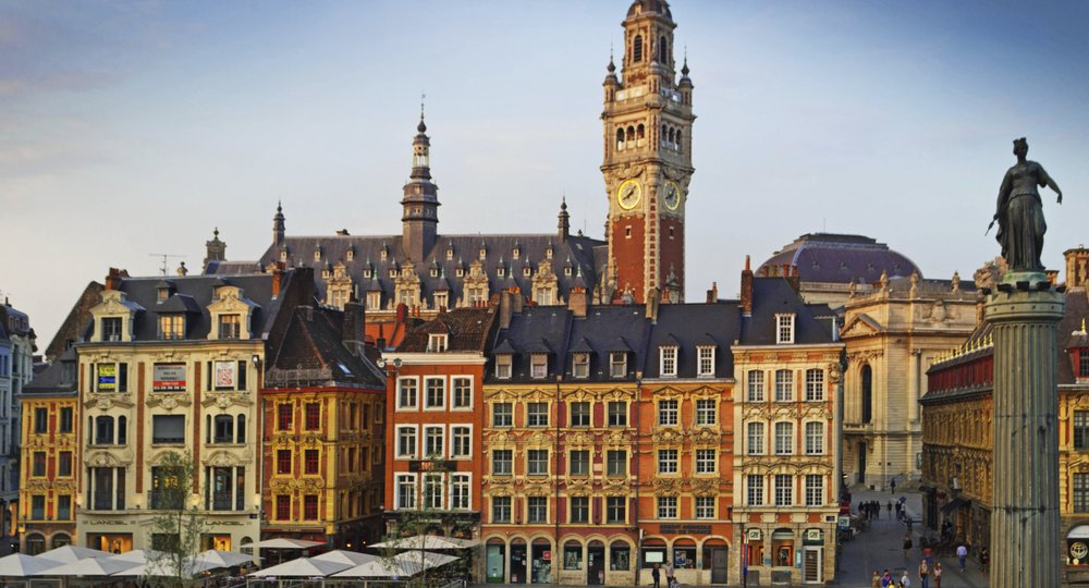 flights to Lille