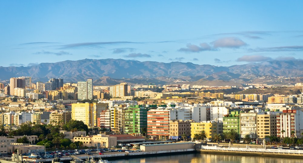 Cheap flights from Manchester to Las Palmas