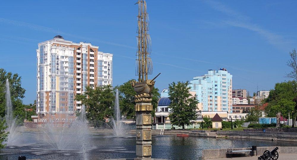 город Липецк