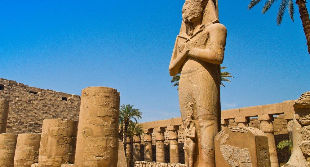Билеты на самолет Каир Луксор дешево