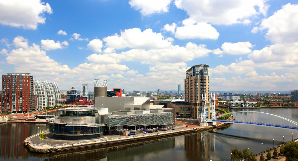 Cheap flights from Edinburgh to Manchester
