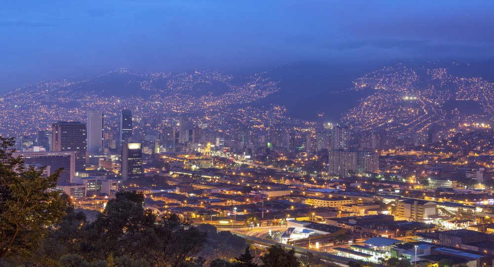 Cheap flights from Boston to Medellin