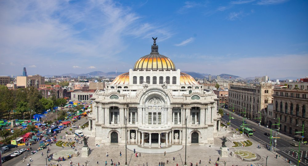 Cheap flights from Minneapolis to Mexico City