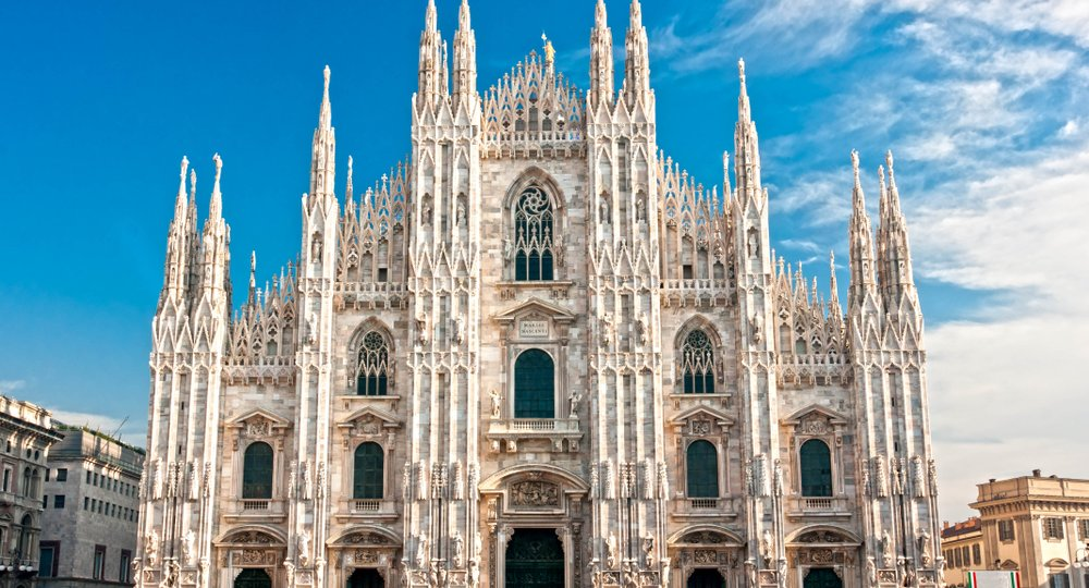 Cheap flights from Liverpool to Milan