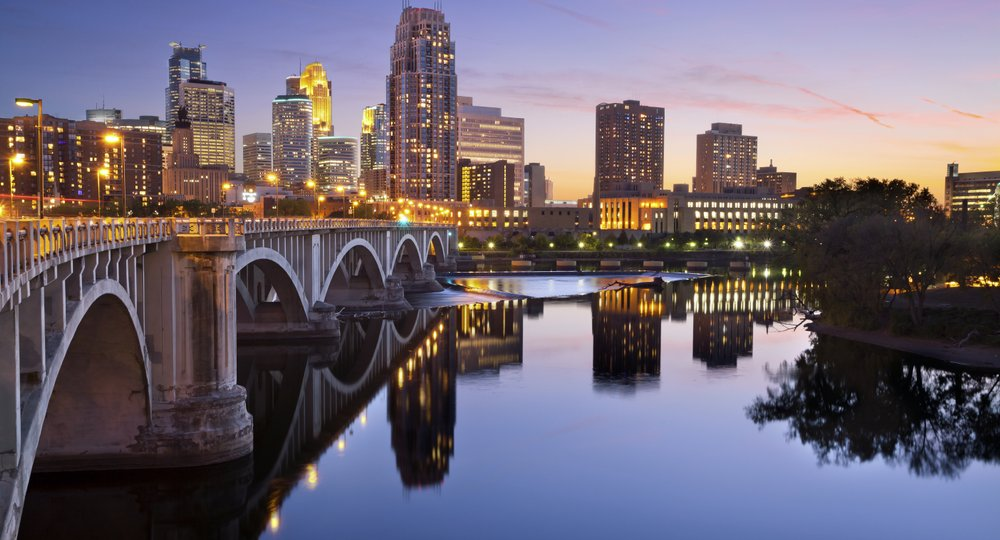 Cheap flights from Manchester to Minneapolis