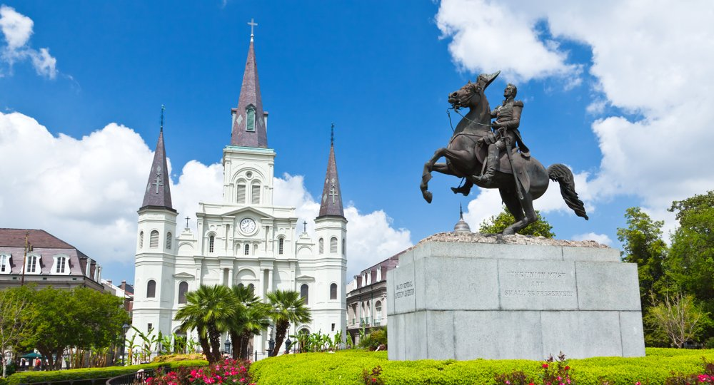 Cheap flights from Baltimore to New Orleans