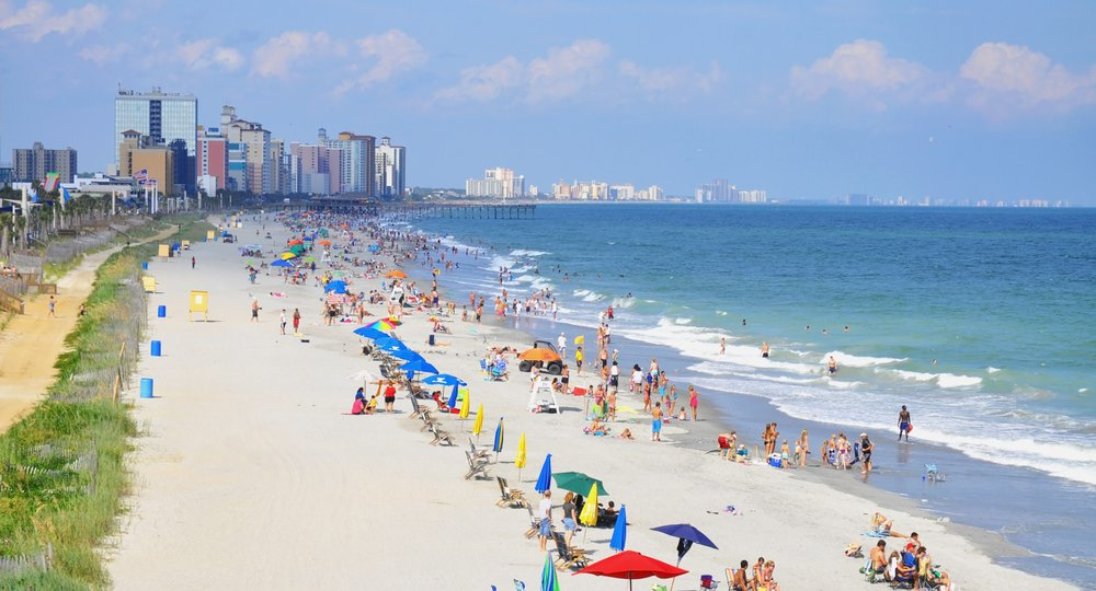 Cheap flights from Huntington to Myrtle Beach