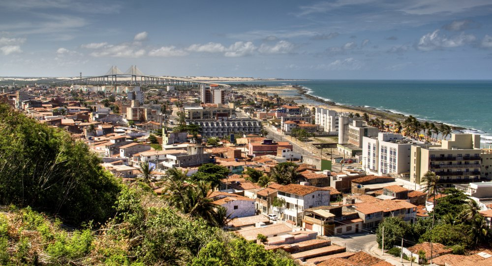 Cheap flights from Miami to Natal
