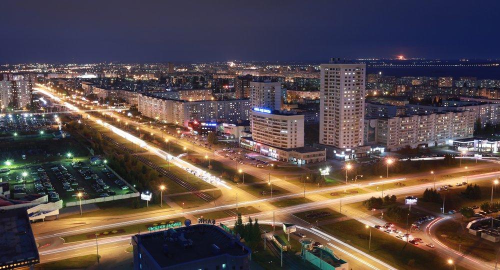 город Набережные Челны (Нижнекамск)