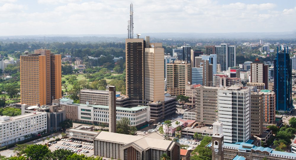 Cheap flights from Boston to Nairobi