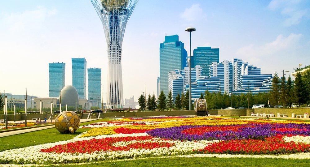 город Нур-Султан (Астана)