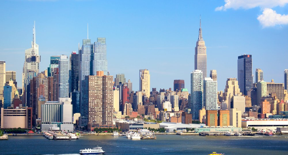 Cheap flights from Ontario to New York