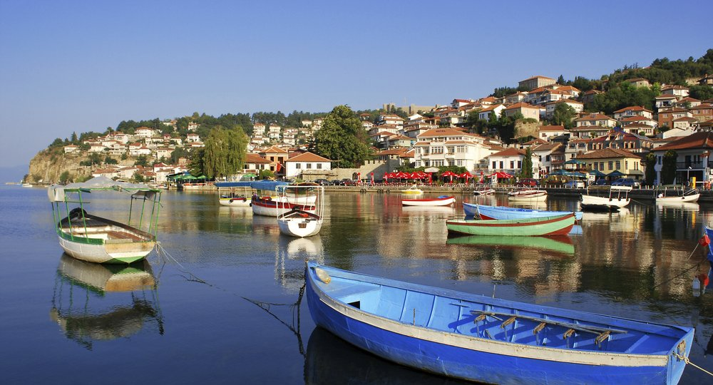 Cheap flights from New York to Ohrid