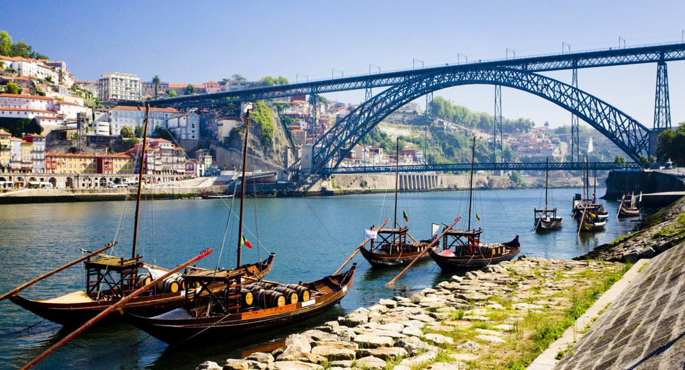 Cheap flights from Bristol to Porto