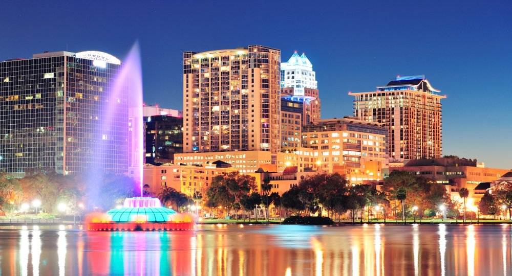 Cheap flights from Paris to Orlando