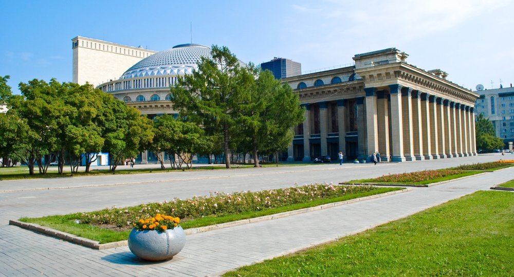 авиабилеты Санкт-Петербург Новосибирск онлайн