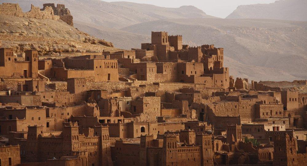 flights to Ouarzazate