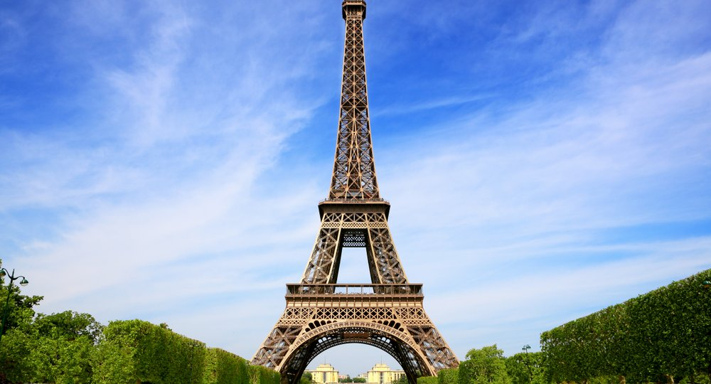 Cheap flights from Edinburgh to Paris
