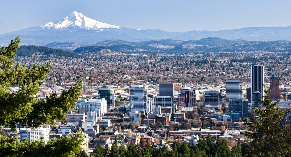Cheap flights from Las Vegas to Portland