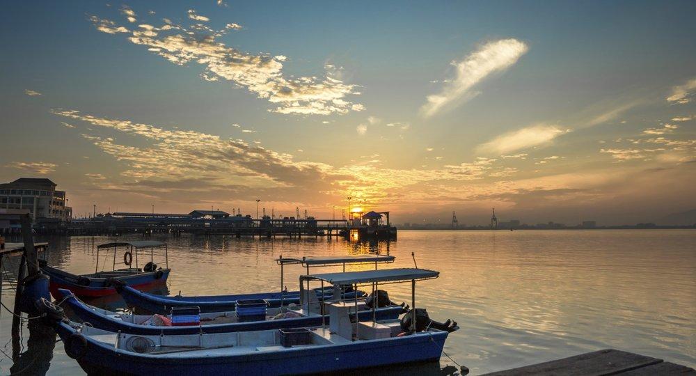 город Пенанг