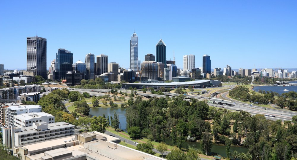 Cheap flights from London to Perth