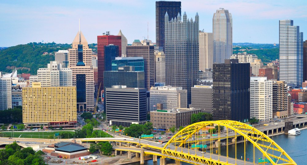 Cheap flights from New York to Pittsburgh