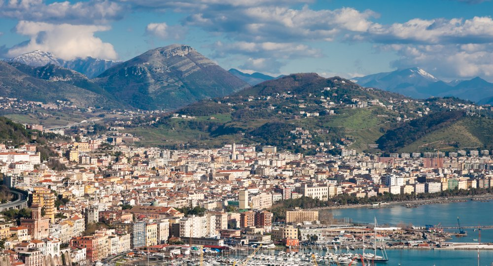 flights to Salerno