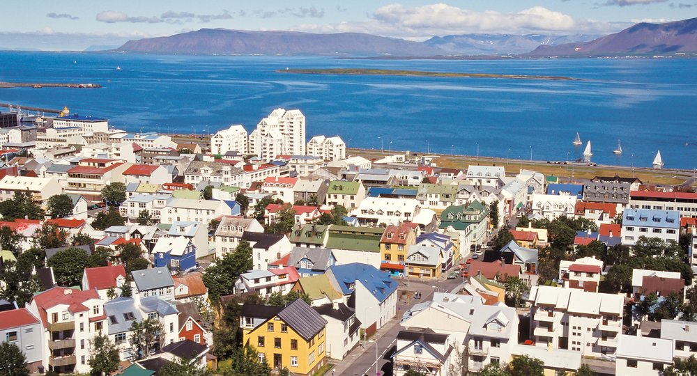 Cheap flights from Glasgow to Reykjavik