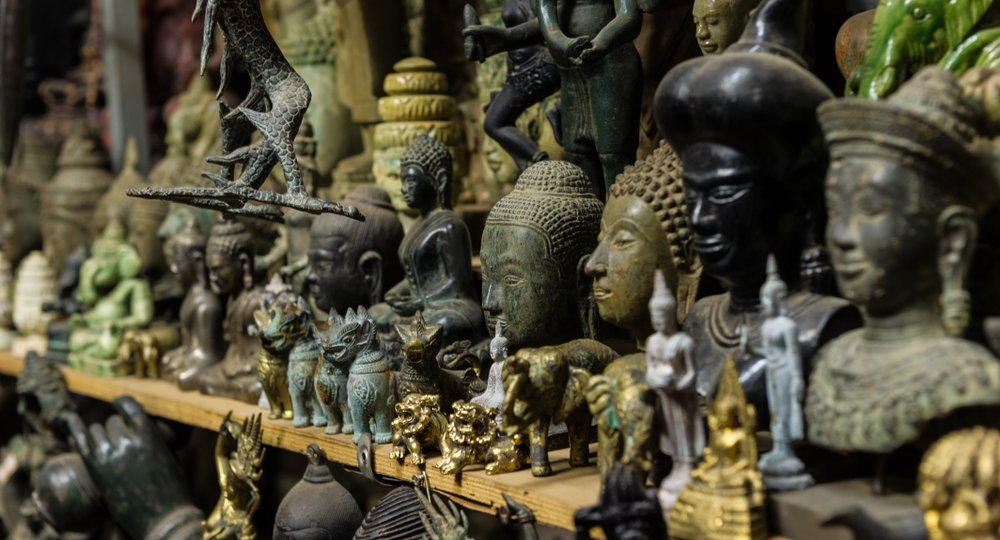Cheap flights from London to Siem Reap