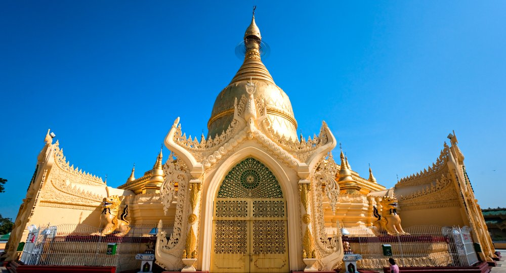 Cheap flights from Chennai to Yangon