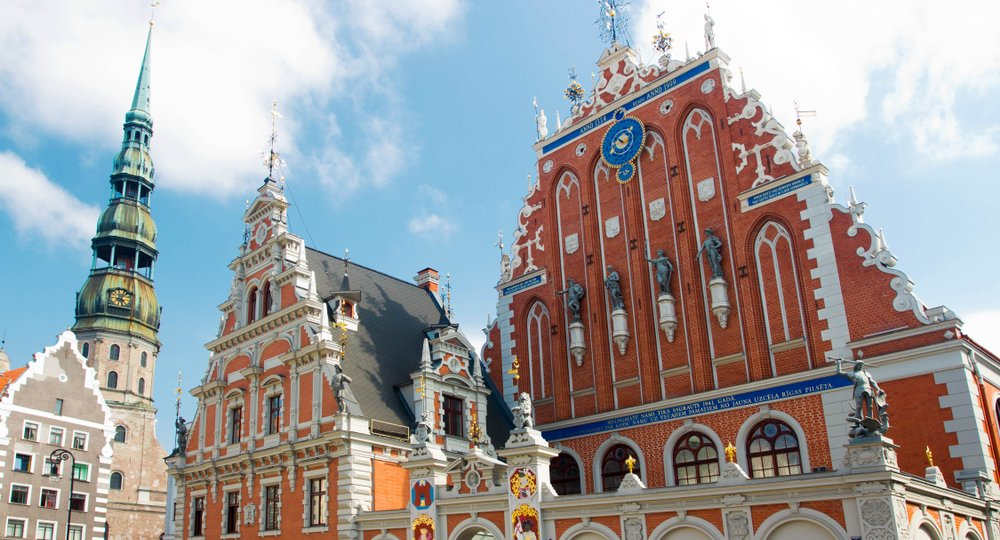 Cheap flights from Corpus Christi to Riga