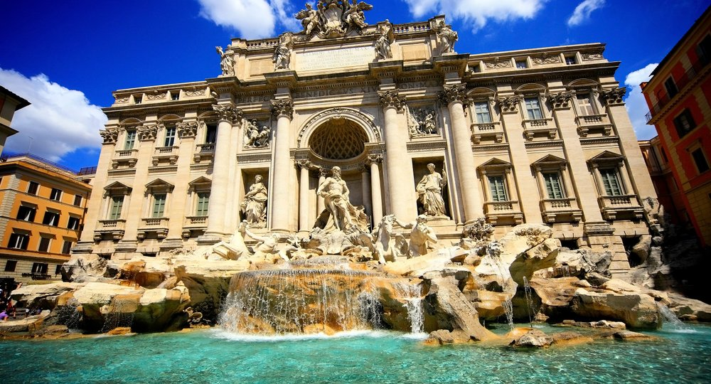Cheap flights from Newcastle to Rome