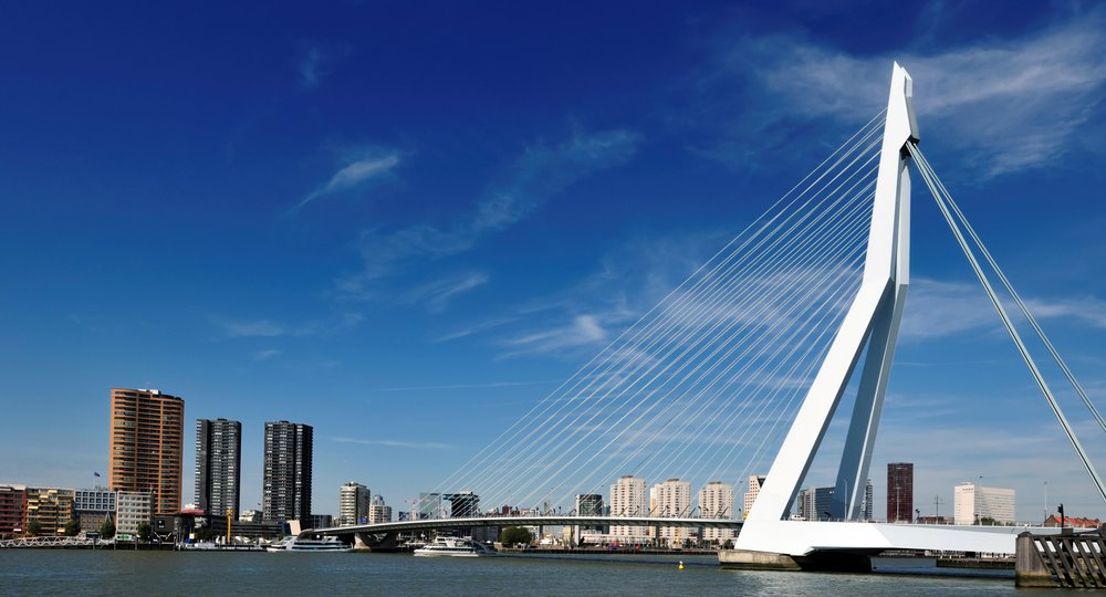 Cheap flights from San Francisco to Rotterdam