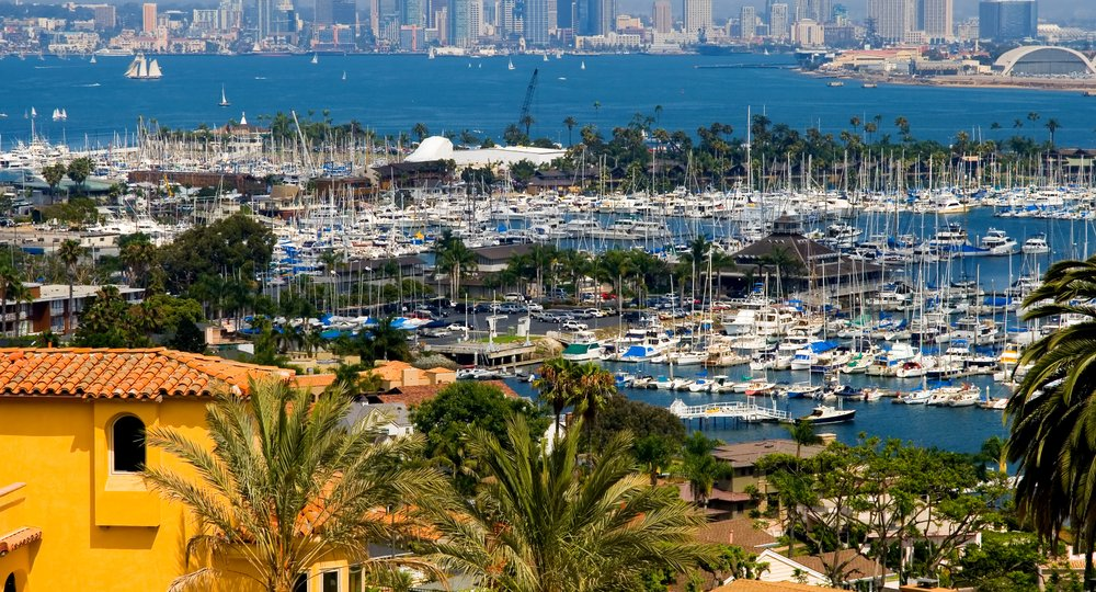 Cheap flights from Birmingham to San Diego