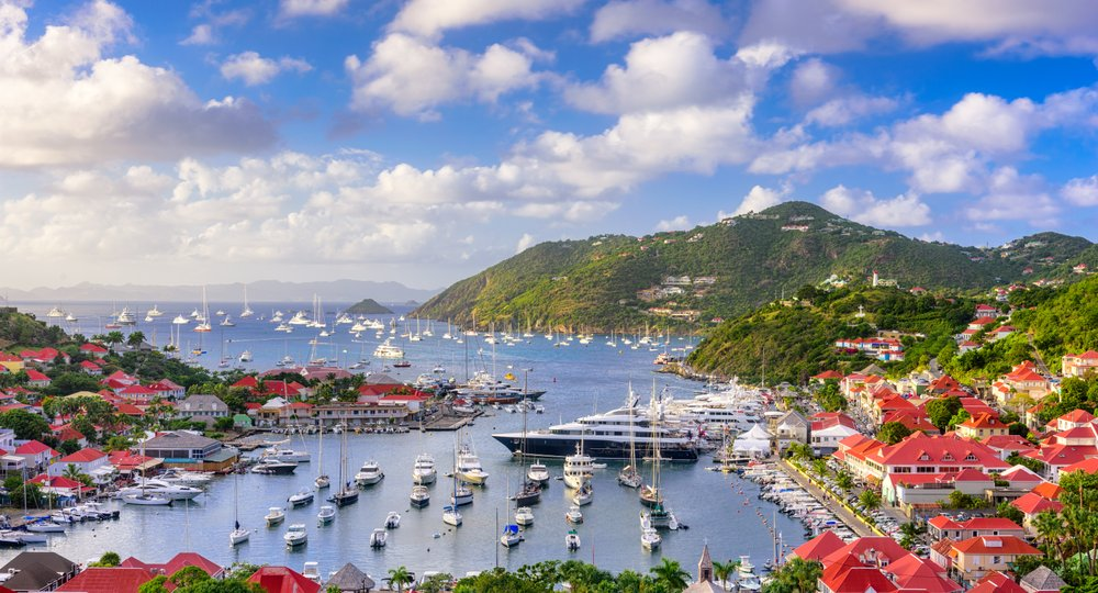 flights to Saint Barthelemy