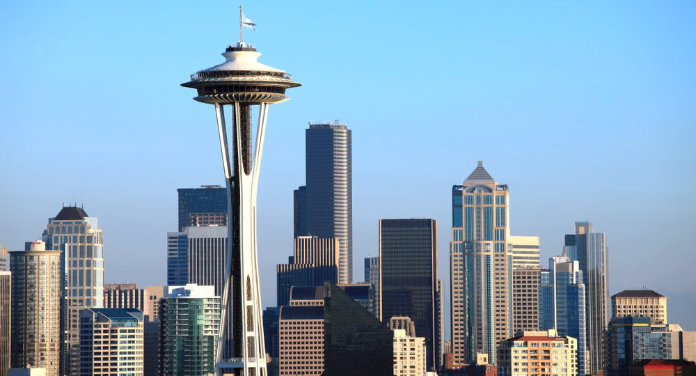 Cheap flights from Manchester to Seattle