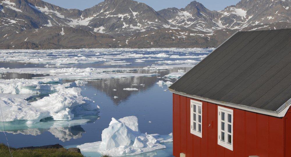 flights to Kangerlussuaq