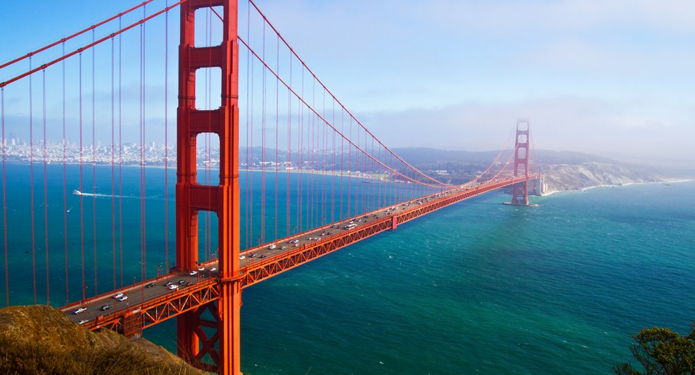 Cheap flights from Bangkok to San Francisco