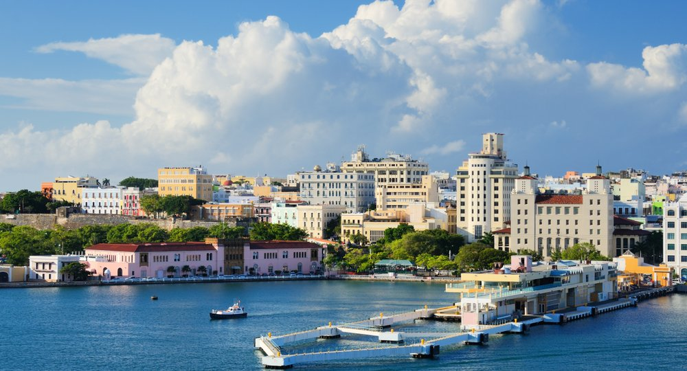 Cheap flights from Los Angeles to San Juan